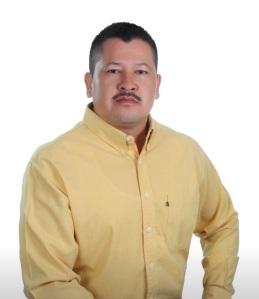 En imagen, Efrén González, uno de los aspirantes perredistas a la alcaldía de Zapotlanejo. Foto: cortesía