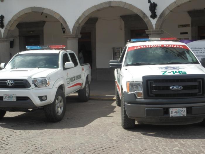 Hay unas 18 patrullas en Zapotlanejo. Foto: Archivo/Cuarto Poder