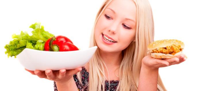 Enfermedades de los malos hábitos alimenticios