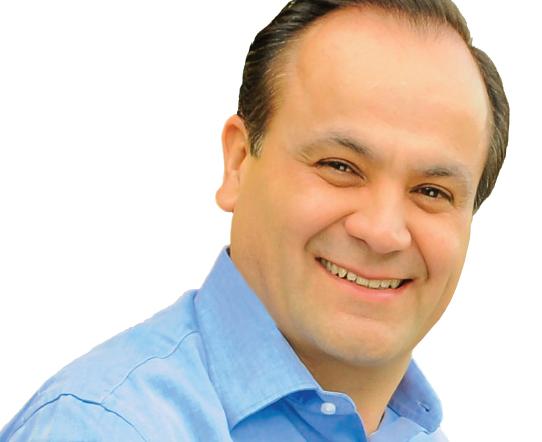 Alejandro Aguirre. Ex alcalde de Chapala y precandidato a diputado local