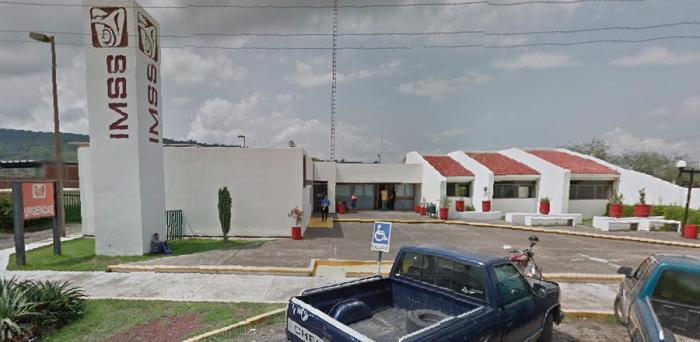Facha de la clínica 47 del IMSS, en Zapotlanejo. Imagen tomada de Google Maps