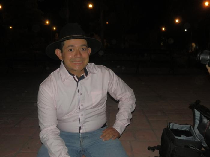 En imagen, Heliodoro Rentería. Foto: Archivo