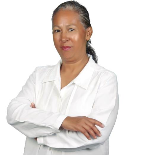 Silvia Vargas fue profesora de nivel primaria durante 30 años en el municipio. Foto: Cortesía