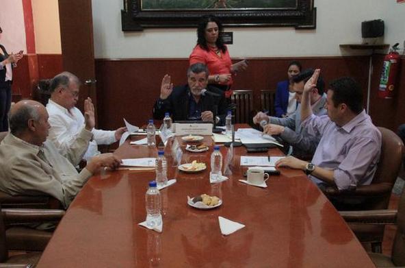 En imagen, Comisión de Gobernación. Foto: Twitter @LegislativoJal