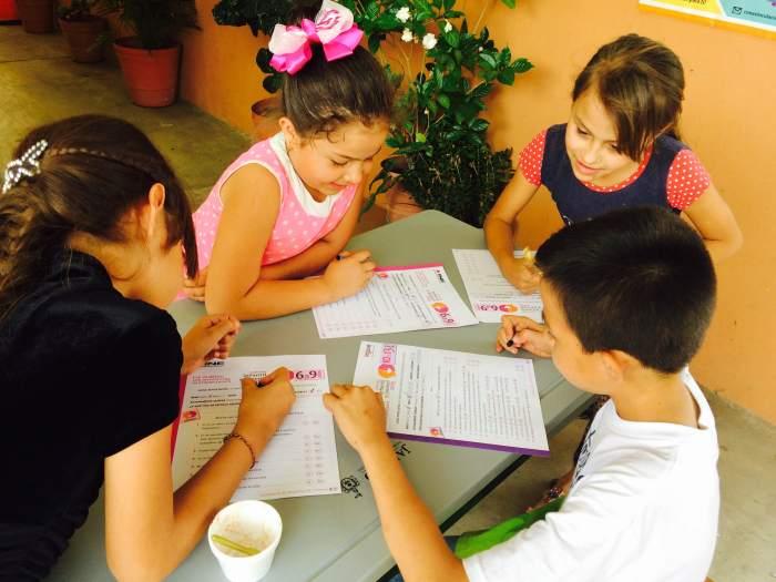 Hay dos casillas infantiles en Zapotlanejo: en la escuela Aurelio Aceves y en la secundaria federal. Foto: Flor Ramos