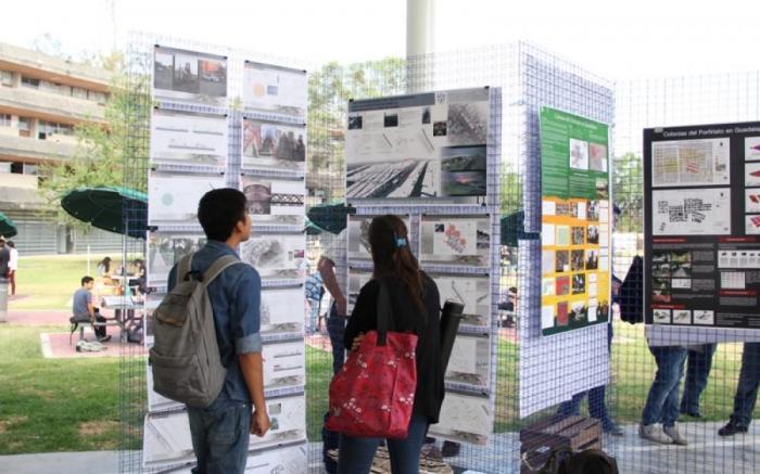 La universidad tiene un convenio  con el área de Desarrollo Urbano del Ayuntamiento de Zapotlanejo. Foto: Cortesía UdeG