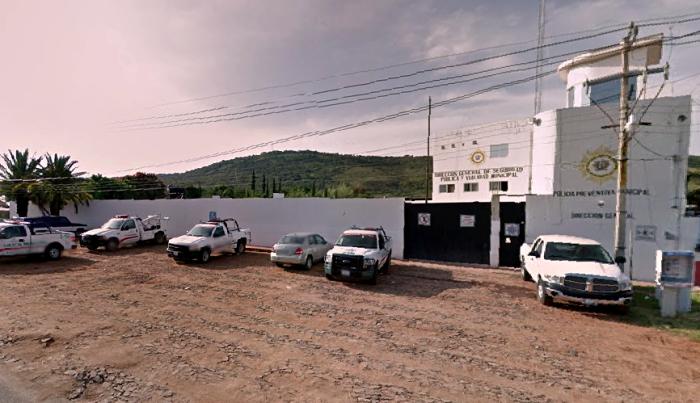 La policía de Zapotlanejo es la más señalada ante la Comisión Estatal de Derechos Humanos. Foto: Google Maps