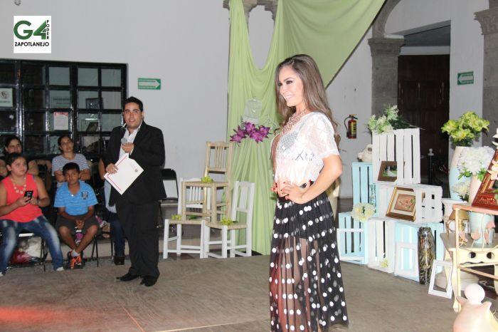 Brenda Ruiz, tiene 17 años y es de la delegación de La Laja.