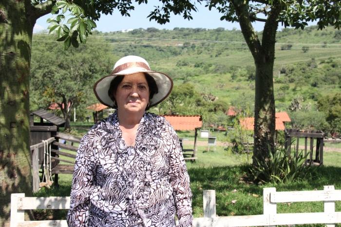 Elisa Jiménez. Foto: Lucía Castillo