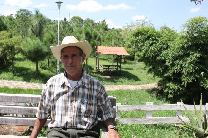 Antonio Olivares. Foto: Lucía Castillo