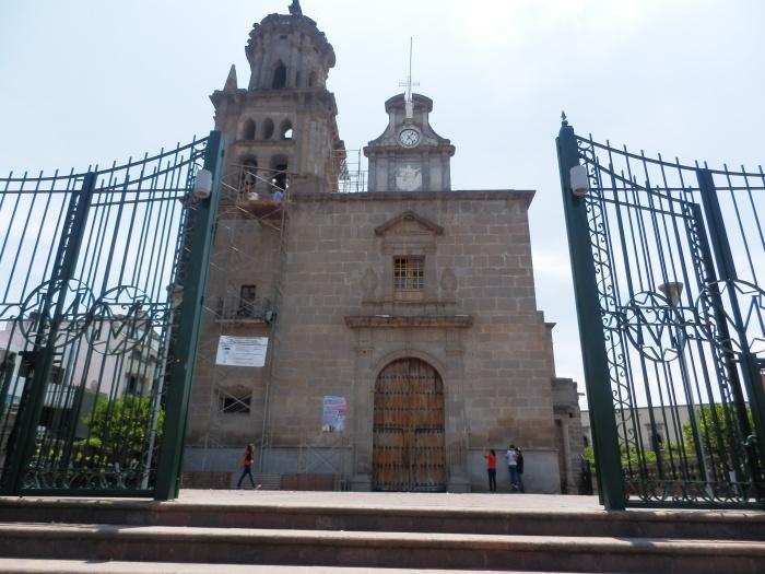 La Parroquia el Rosario. Foto: Lucía Castillo