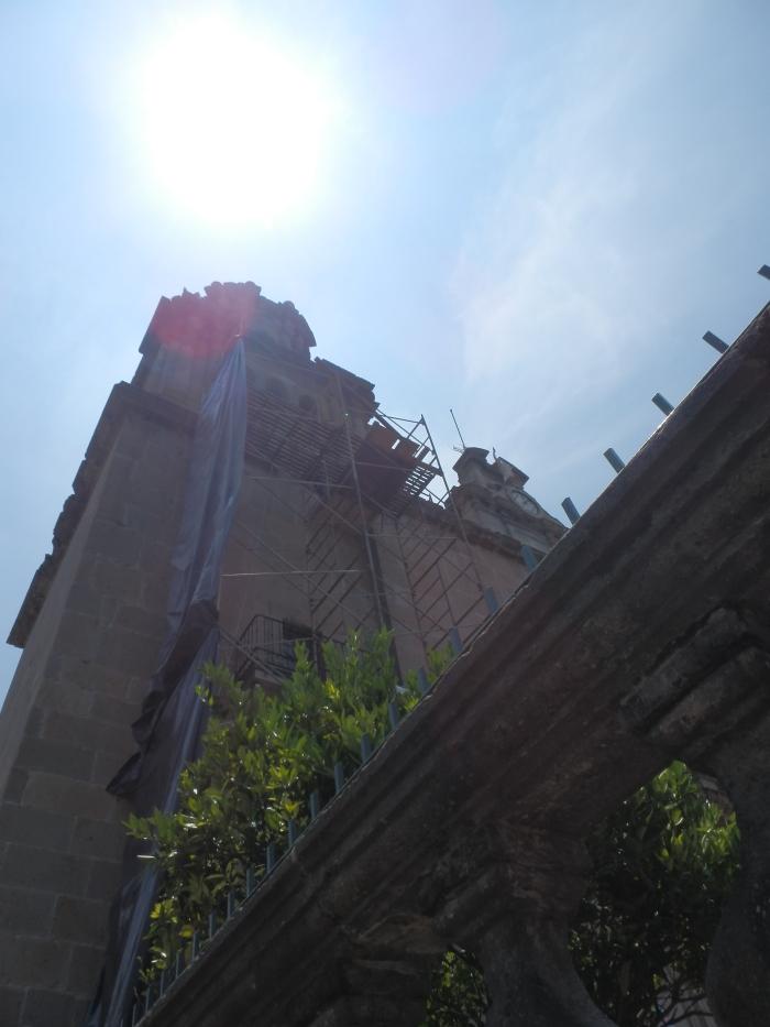Habrá una segunda etapa de restauración. Foto: Lucía Castillo