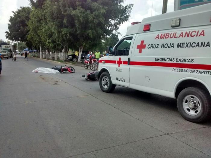 El accidente del 19 de agosto. Foto tomada de http://7diastepa.blogspot.mx/