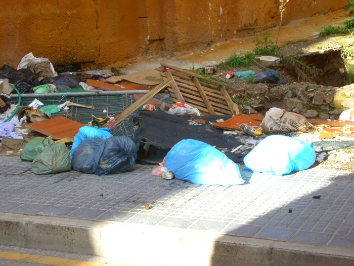 Se podrían acumular hasta 700 toneladas de basura en una semana, señala Enerwaste