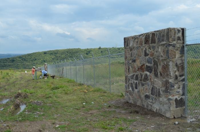 El terreno de 53 hectáreas ya fue delimitado por la UdeG. Foto: cortesía ayuntamiento de Zapotlanejo/Archivo