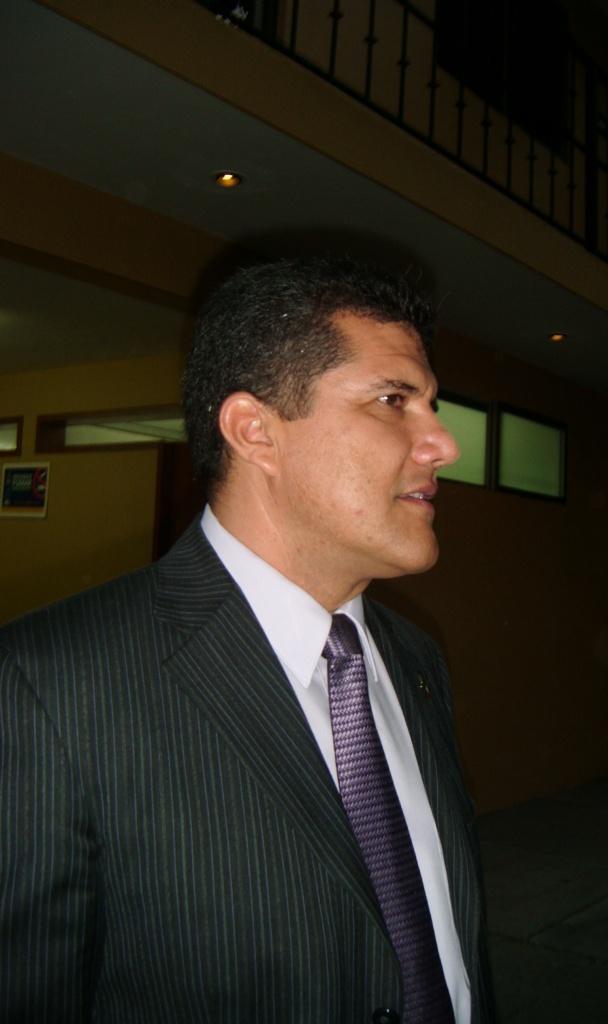 Juan José Jiménez, exalcalde de Zapotlanejo, murió este lunes de un infarto.