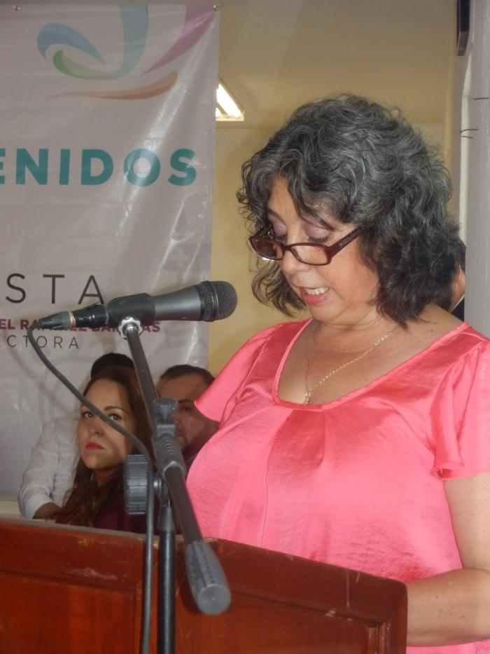 Patricia Sánchez es la nueva presidenta de DIF Zapotlanejo. Foto: Lucía Castillo
