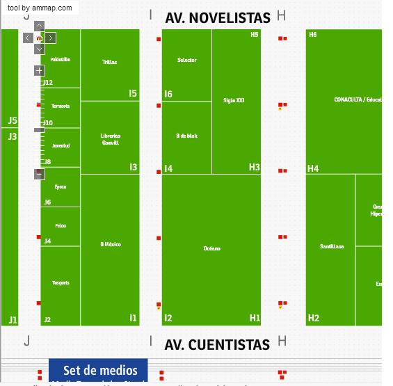 Mapas ediciones b