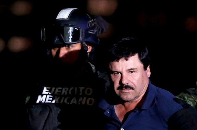 """Joaquín """"El Chapo"""" Guzmán, recapturado el viernes en Sinaloa. (Foto: BBC de Londres)"""