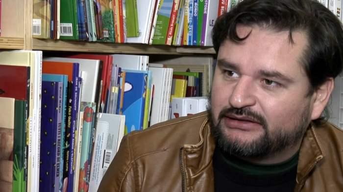 El periodista Diego Enrique Osorno es periodista y escritor.