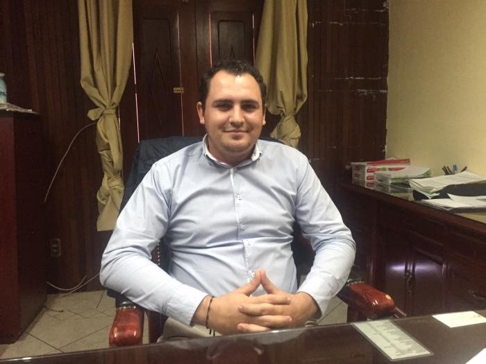 Josué Neftalí de la Torre, secretario general del Ayuntamiento de Zapotlanejo. (Foto: Cuarto Poder)
