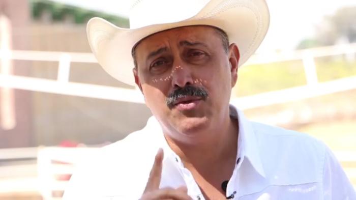 Martín Efrén Ramírez, presidente de Unidad Revolucionaria en Zapotlanejo