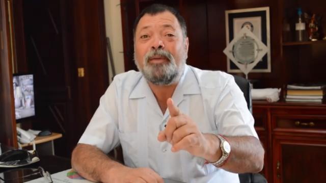 Héctor Álvarez advirtió que de una vez por todas se va a poner orden con el uso de motocicletas y cascos