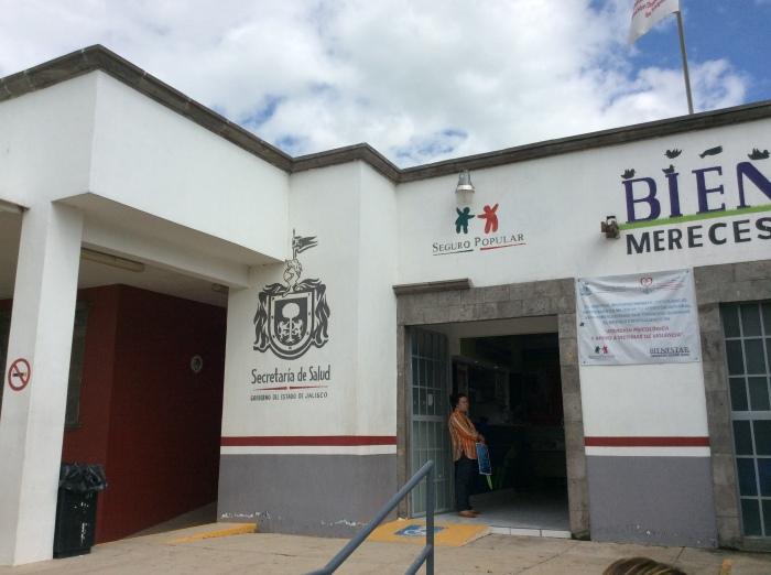 Hospital Materno-Infantil de Zapotlanejo (Foto:Cortesía)