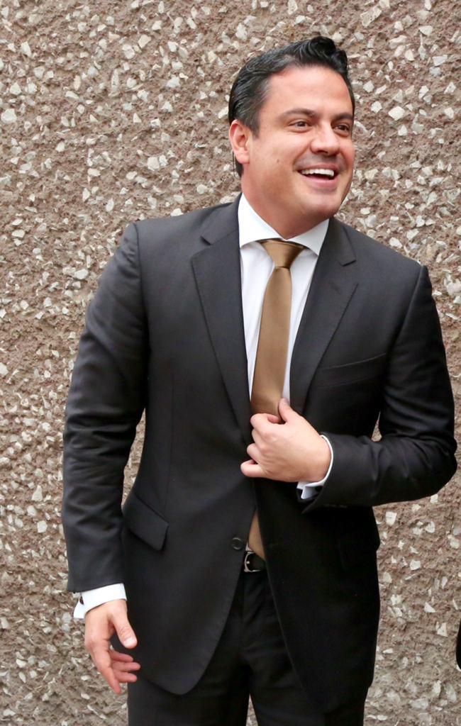 Aristóteles Sandoval, Gobernador de Jalisco (Foto: Cortesía)