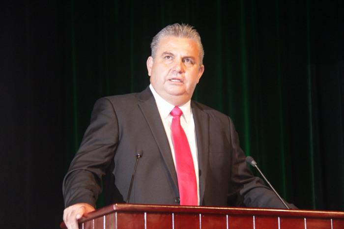 Javier Degollado González, alcalde de Chapala