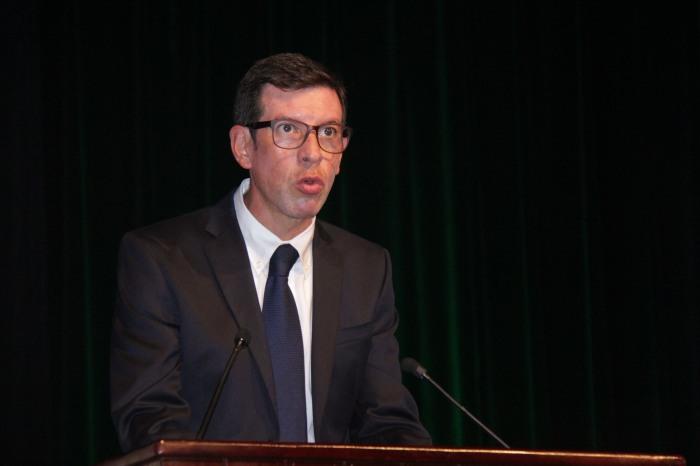 Miguel Castro Reynoso, secretario de Desarrollo e Integración Social de Jalisco