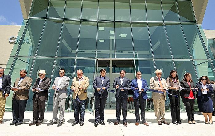Inauguración del CRECE en Ameca. (Foto: Cortesía).