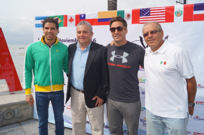 Chapala será sede de los Juegos Panamericanos de Esquí Acuático. (Foto: Cortesía).