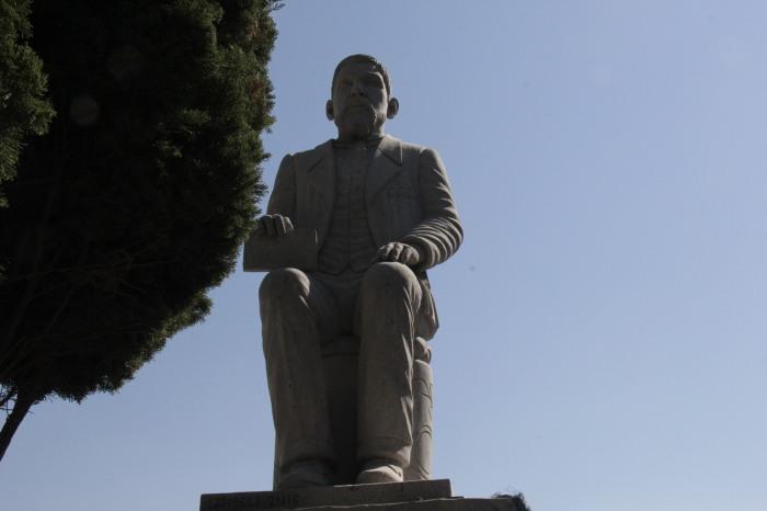 Imagen realizada en honor a San José Isabel Flores.