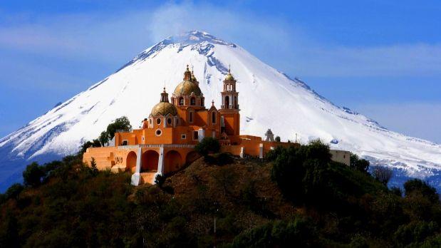 Pueblo mágico de Cholula, Puebla
