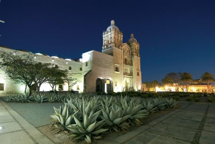 Templo de Santo Domingo de Guzmán, Oaxaca