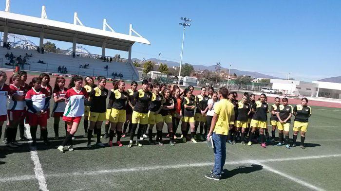 El Estadio Bicentenario en Querétaro fue la cede para las visorias del Club América. (Foto: Cortesía).