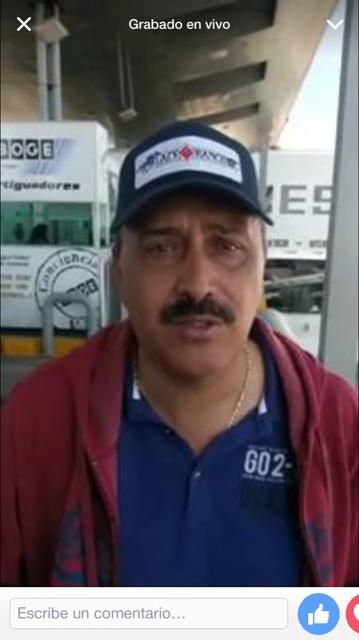 Martín Efrén Ramírez. Empresario y líder de UR del PRI