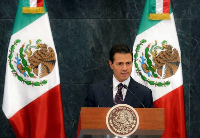Enrique Peña Nieto. Presidente de México