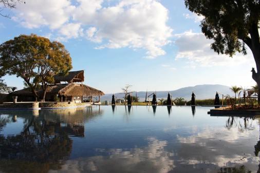 El Club Náutico de la Floresta, ubicado Ajijic, será la sede de Vid Forum. Imagen de cortesía