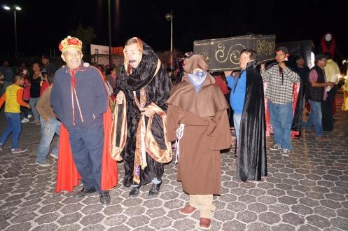 El Carnaval de Chapala inició el 17 de febrero. Foto: cortesía