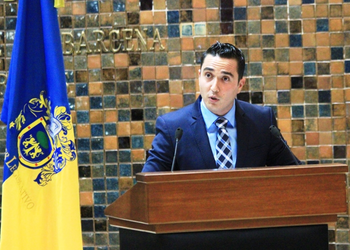 Ernesto González Tapia decidió renunciar al Partido Acción Nacional