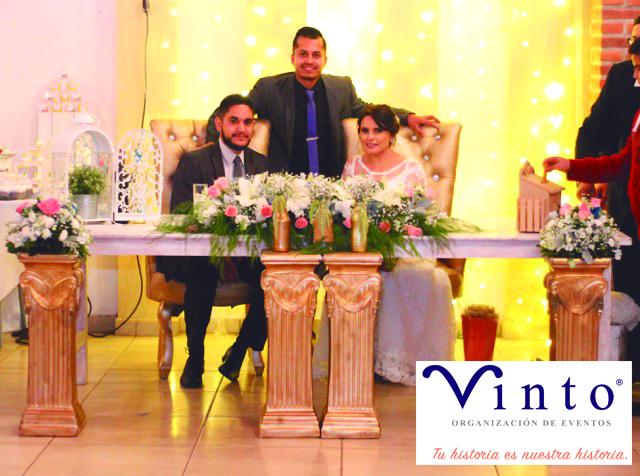 """""""Una boda no es cualquier cosa, no quiere decir que otros eventos sean menos importantes, pero una boda siempre es muy significativa """", dice el director de Vinto."""