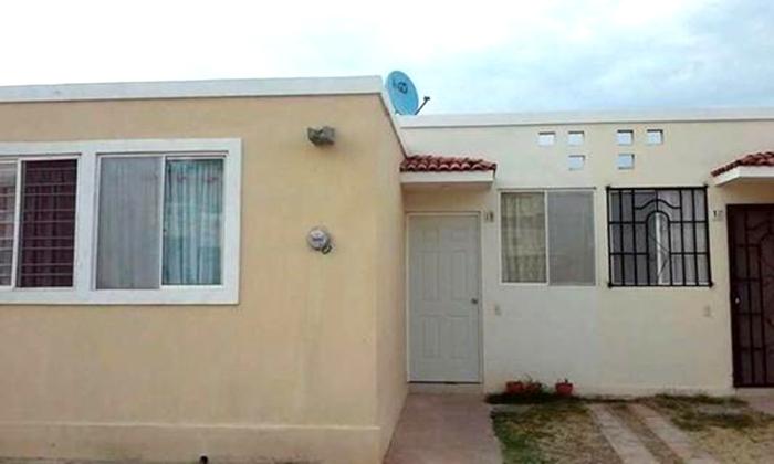 Casa habitación similiar a las que han robado en las afueras del Municipio. (Foto ilustrativa)