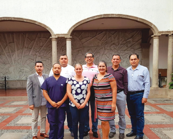 Integrantes del Consejo de Participación Ciudadana de Zapotlanejo